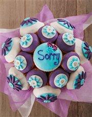 """""""I'm Sorry"""" Cupcake Bouquet"""