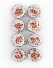 Flake Cupcake Jars