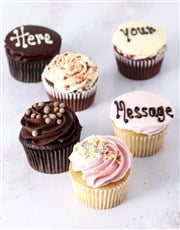 A box filled with all your delicious cupcake class