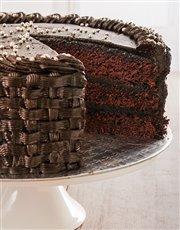 Simple Chocolate Cake 20cm