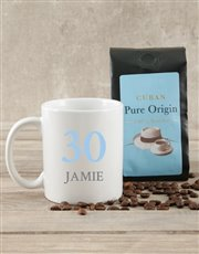 Spoil the birthday girl or boy with this cute mug