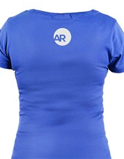 Spoil that strong woman with this royal blue T-shi