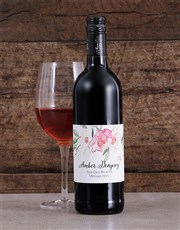 Spoil a loved one with a bottle of red wine which