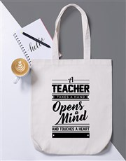 Show your teacher how much he or she means to you