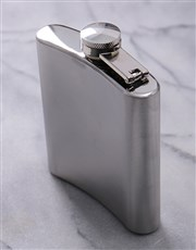 Make his or her day with this hipflask which is pe