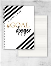 Help them reach those goals with this A4 or A5 bla
