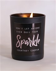 Personalised Your Sparkle Candle