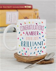Congratulate that special someone with a mug which