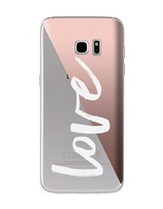 Personalised Love Samsung Cover
