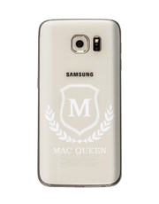 Personalised Shield Samsung Cover