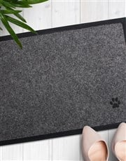 Spoil loved ones with this coir doormat which is l