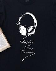 Make that music lover's day with this black unisex