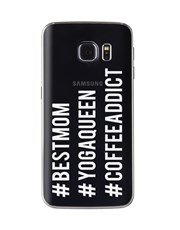 Personalised Hashtag Samsung Cover