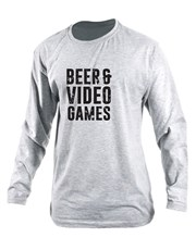 If they love nothing more than beer and video game