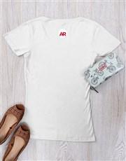 Personalised Supermom Shirt