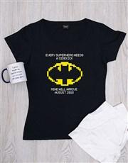 Personalised Mom's Sidekick Shirt