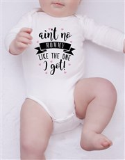 Spoil that precious newborn with an adorable 100%