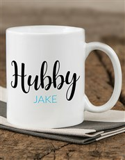 Spoil wifey and hubby with this set of two mugs fo