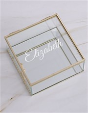 Surprise a loved one with a gorgeous glass trinket