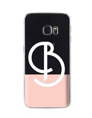 Personalised Deco Initial Samsung Cover