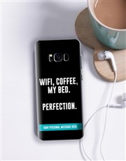 Personalised Perfection Samsung Cover