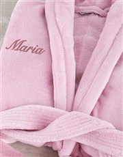 Spoil and surprise with this vintage pink fleece g