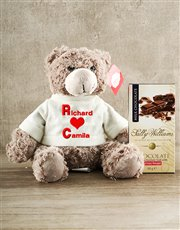 Spoil your sweetheart when you give them this soft