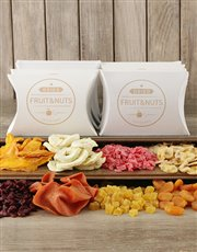 A delicious 800g assortment of dried fruit deliver