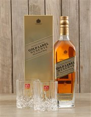 Johnnie Walker Gold Label is a luxurious and cream