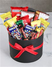 Sweeten the celebrations with a glorious hat box f