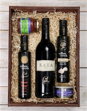 Spoil a loved one with delightful crate which cons