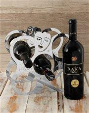 Know an avid wine-lover? Send them this Carrol Boy