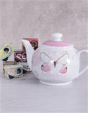 Make tea time a real treat with this inspiring 'Be