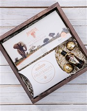 Make someone's day with this wooden crate which is