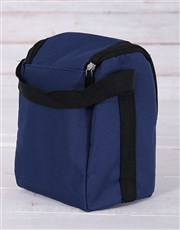 Keep those snacks fresh with this navy lunchmate c