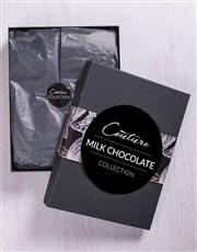 Small Milk Chocolate Couture Box