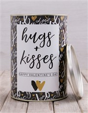 Spread the hugs and kisses this Valentine's Day wi