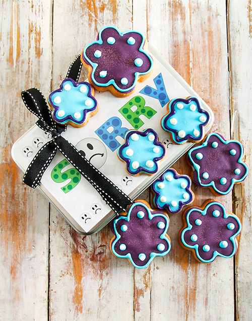 cookies-and-biscuits: Sorry Cookie Tin!