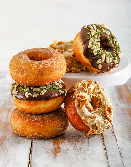 birthday: Seriously Good Doughnut Combo!