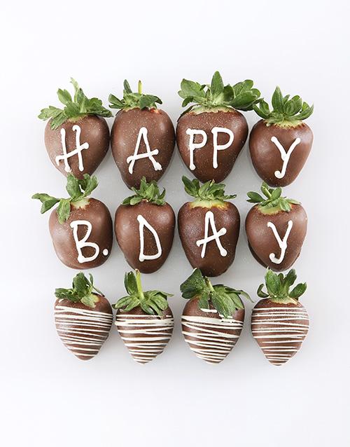 dipped-strawberries: Happy Birthday Berries!