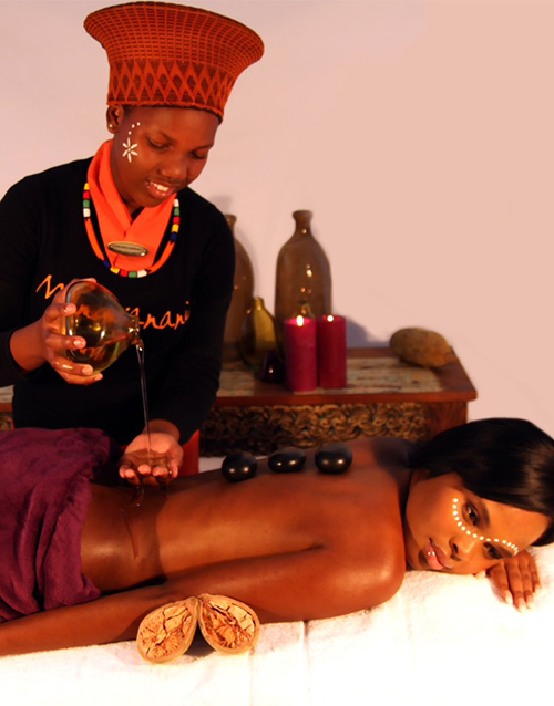 congratulations: Mangwanani African Revitalization Full Day Spa!