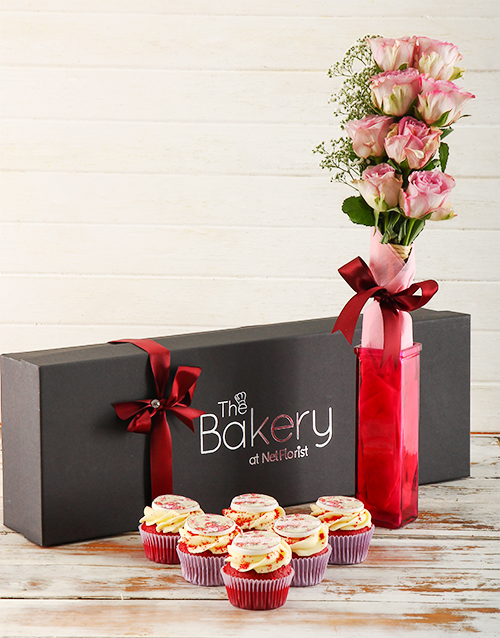 flour-and-flower-collection: Friendship Flour and Flower Gift!