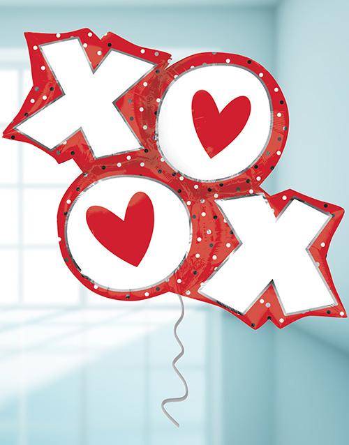 anniversary: XO Dots Balloon!