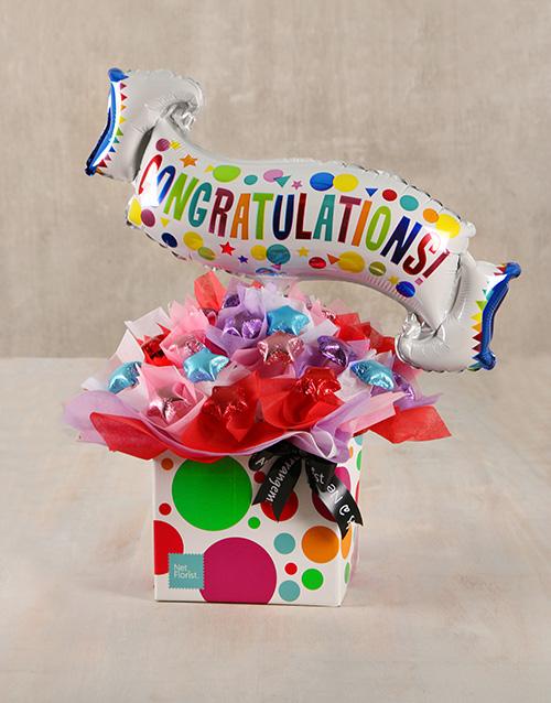 edible-chocolate-arrangements: Congratulations Edible Arrangement!
