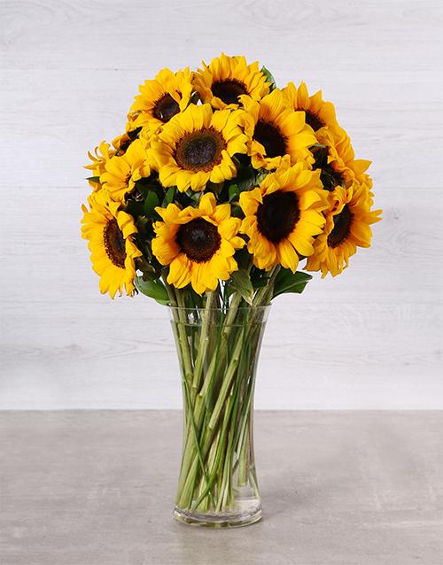 sunflowers: Bundle Of Sunflower Joy!