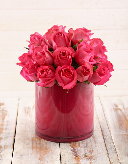 colour: Perfect in Pink Vase!