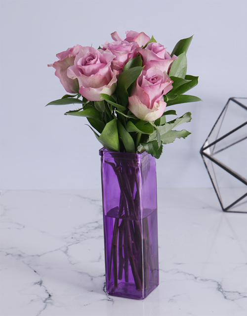 bestsellers: Precious Light Purple Arrangement!