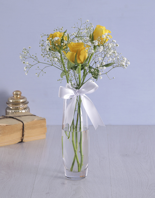 colour: Yellow Rose Surprise!