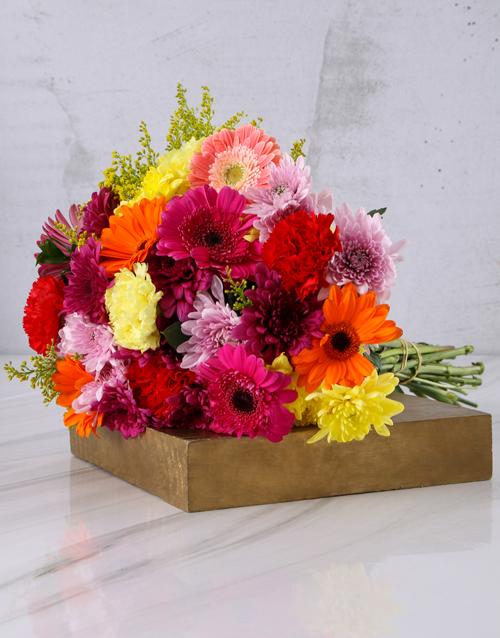 colour: Mixed Magic Bouquet!