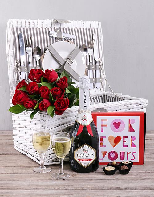 roses: Basket of Love!